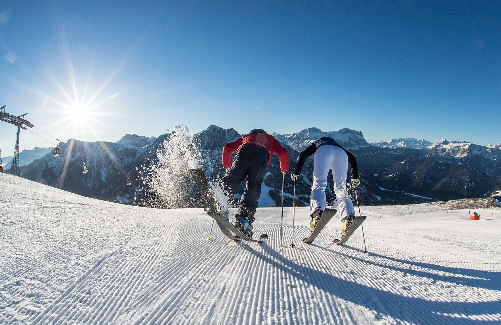 Alpine Winter Holiday